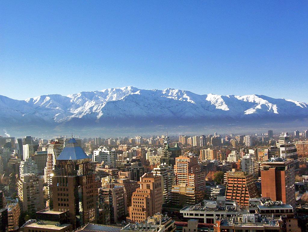 Tour Santiago Chile